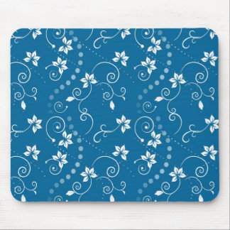 Pretty Little Flowers Mouse Pad