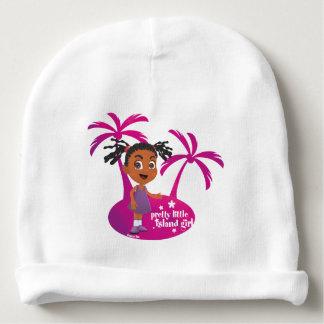 Pretty Little Island Girl Baby Hat
