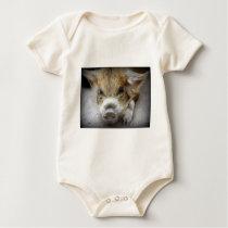 Pretty Little Pig Baby Bodysuit