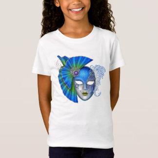 Pretty Mardi Gras Mask T Shirt