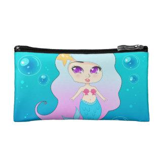 Pretty Mermaid (Gummie) Cosmetic Bag