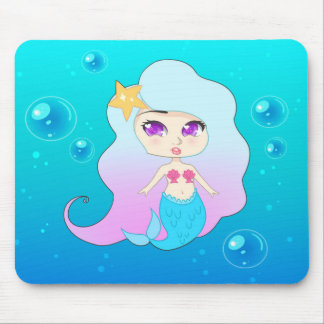 Pretty Mermaid (Gummie) Mouse Pad