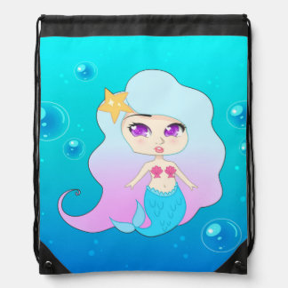 Pretty Mermaid (Gummie) Backpacks