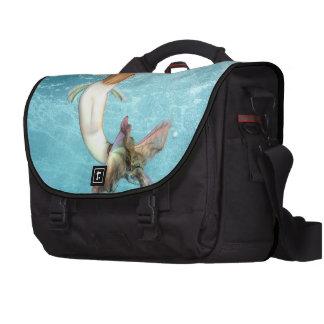 Pretty Mermaid Laptop Commuter Bag