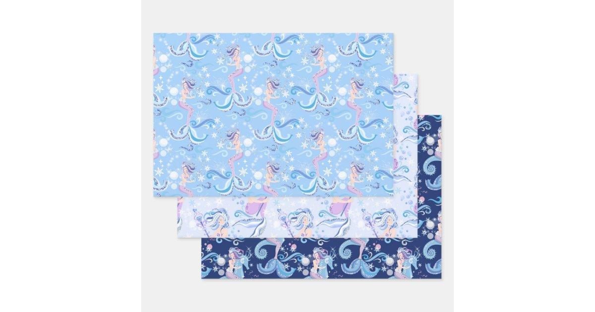 Bushel of Blue Digital Paper Commercial Stock Image Pretty ...  Pretty Blue Paper