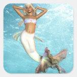 Pretty Mermaid  Sticker