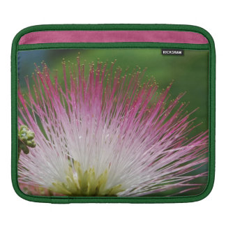 Pretty Mimosa Flower Sleeves For iPads