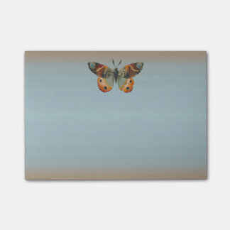 Pretty Monarch Butterfly Autumn Colors Post-it® Notes