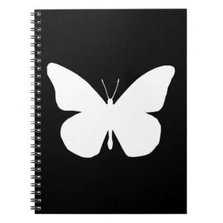 Pretty Monarch Butterfly Cutout Note Books