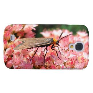 Pretty Moth case Galaxy S4 Cases