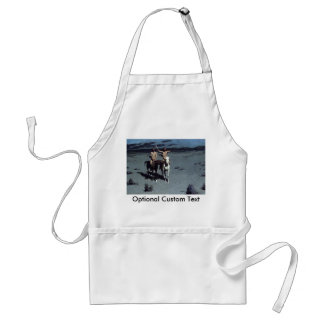 Pretty Mother of Night Adult Apron