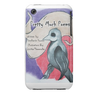 Pretty Much Poems iPhone 4s Case iPhone 3 Covers