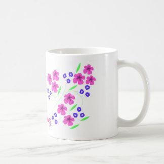 Pretty mug with relative or name