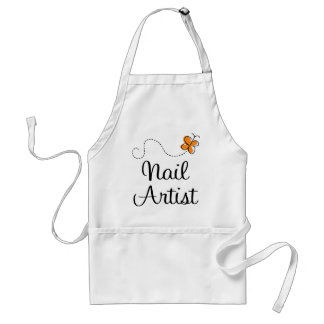 Pretty Nail Artist Gift Aprons