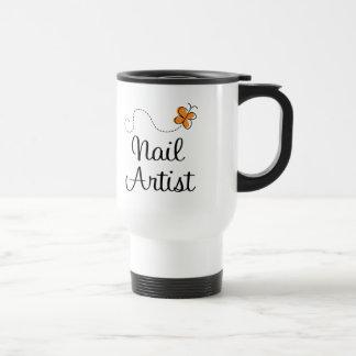 Pretty Nail Artist Gift Mug