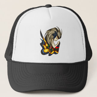 Pretty Native Dancer Trucker Hat
