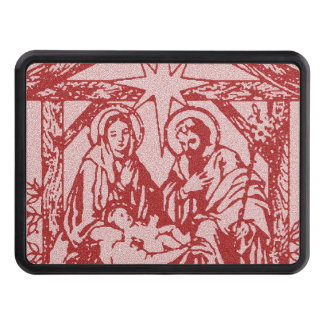 pretty nativity red outline_edited-1 trailer hitch cover