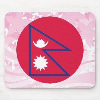 Pretty Nepalese Souvenir Mouse Pad