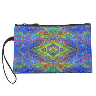 Pretty New Thing Clutch Wristlet Purses