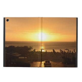 Pretty Ocean Sunset iPad Air Covers