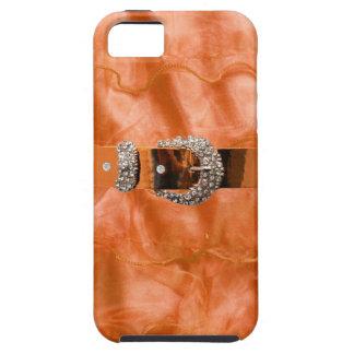 Pretty Orange Iphone 5 Case