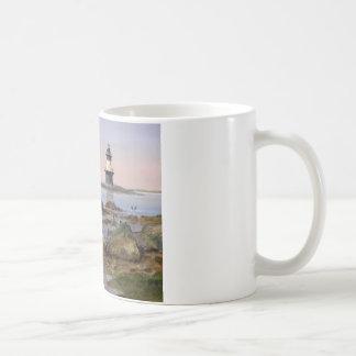 Pretty orient point lighthouse coffee mug