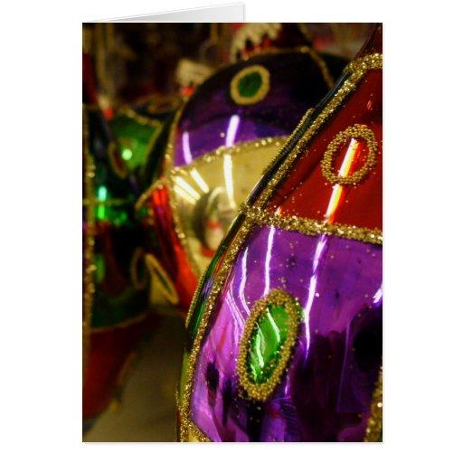 Pretty Ornaments 2 Card