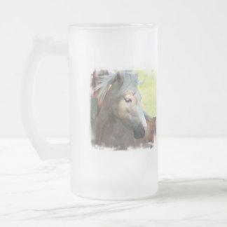 Pretty Palomino Frosted Mug