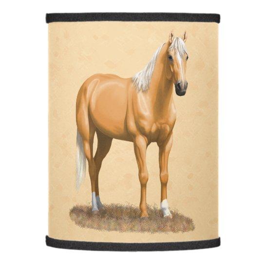 Pretty palomino thoroughbred quarter horse lamp shade zazzle pretty palomino thoroughbred quarter horse lamp shade aloadofball Image collections