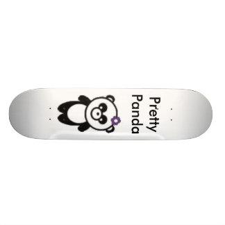 Pretty Panda Skateboard
