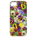 Pretty Pansies  ~  iphone 5 Case