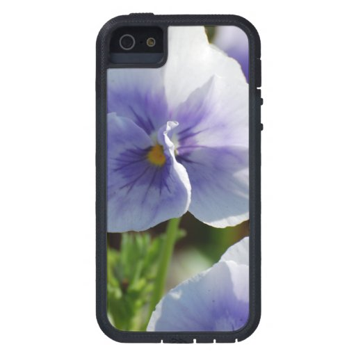 Pretty Pansies iPhone 5 Case