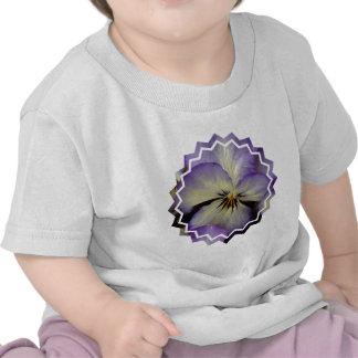 Pretty Pansy Baby T-Shirt