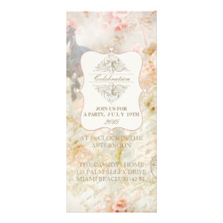 Pretty Papers No.1 - Invitation/Rackcard Rack Card