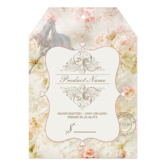 Pretty Papers No.1 - Price Tag Card