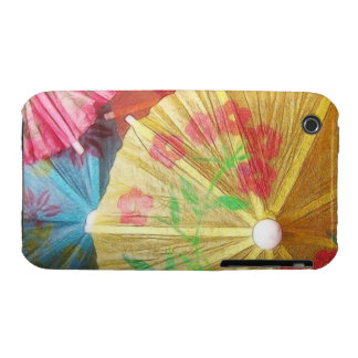 Pretty Party Parasols iPhone 3 Cover