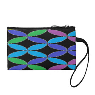 Pretty Party Streamers Coin Purse