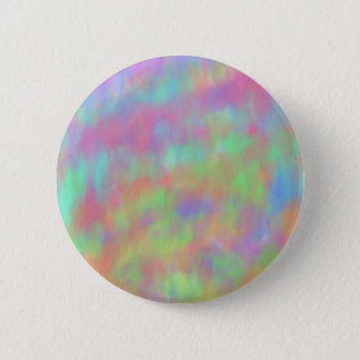 Pretty Pastel Abstract Background Pattern Pinback Button