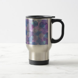 Pretty Pastel Balls Travel Mug