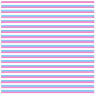 Pretty pastel candy Stripes. Photo Sculptures