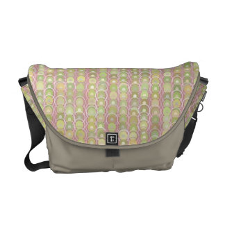 Pretty Pastel Earthtones Gliftex Abstract Commuter Bag