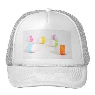 Pretty Pastel Eggs Trucker Hat