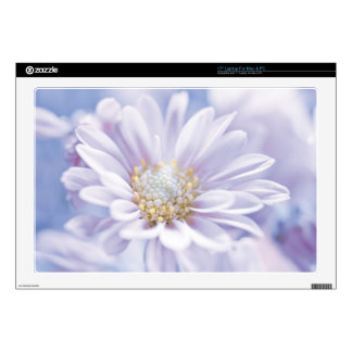 Pretty Pastel Flower Decal For Laptop