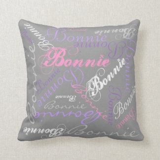Lavender Gray Pillows - Decorative & Throw Pillows Zazzle