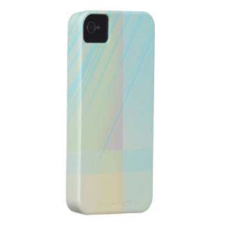 Pretty Pastels - Pale Colored Abstract iPhone 4 Cover