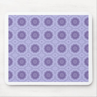 Pretty Pattern in Lavender #2 Mouse Pad