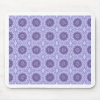 Pretty Pattern in Lavender Mouse Pad