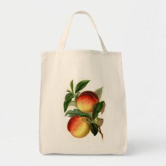 Pretty Peaches Tote Bag