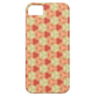 Pretty Peachy Pattern iPhone 5 Case