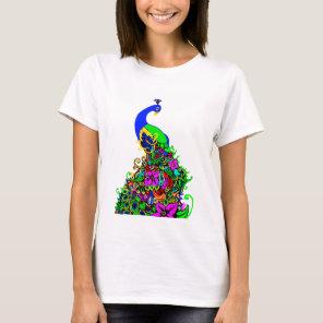 pretty peacock T-Shirt